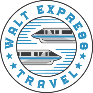 Walt Express Travel Logo